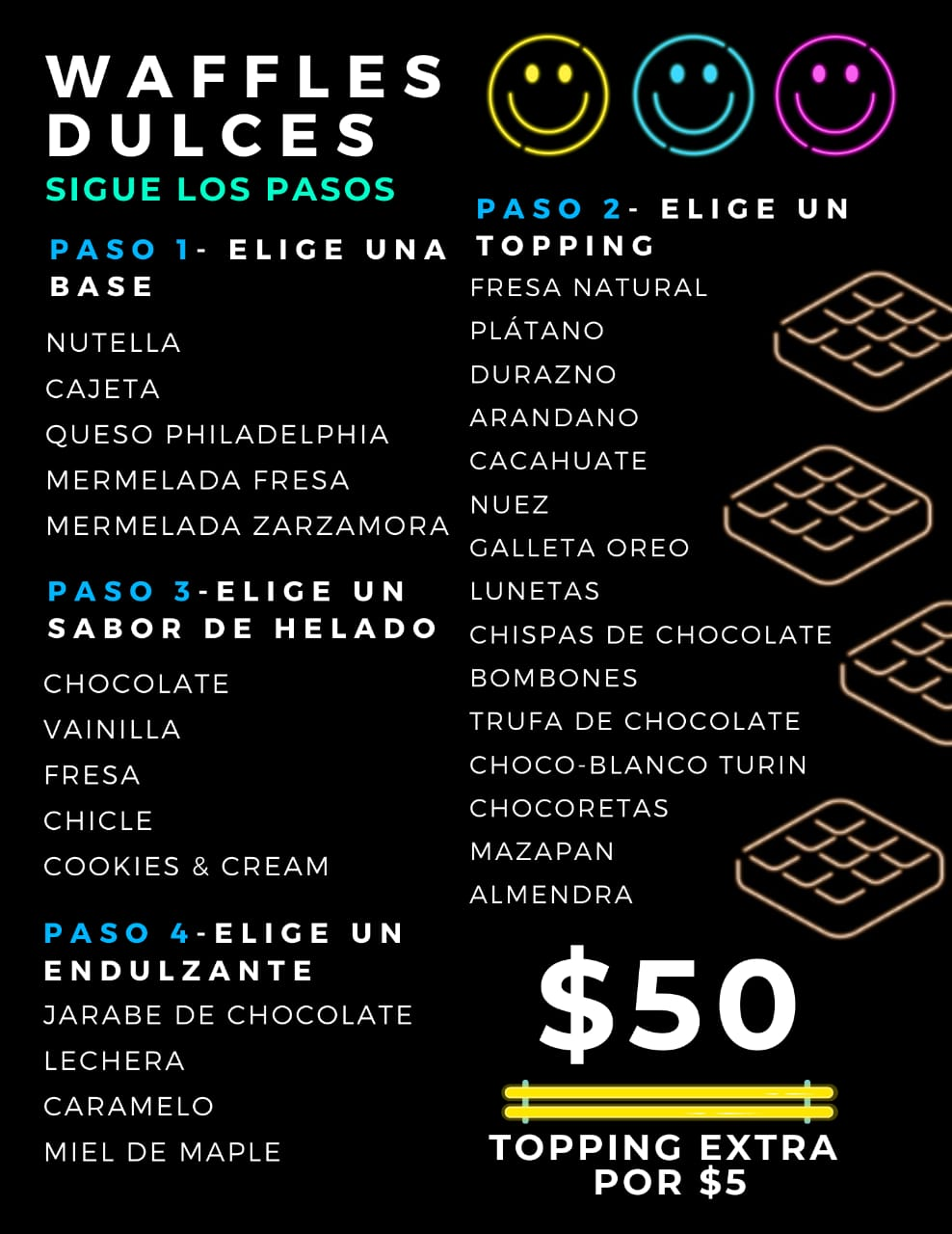 MALI-KREPAS CAFETERÍA
